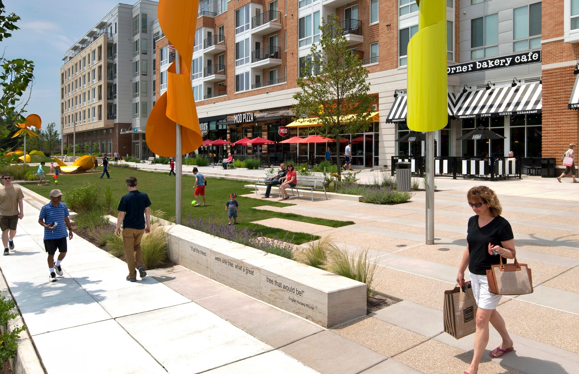 What You Need to Know About City Streetscapes and Gathering Spaces in Cities?