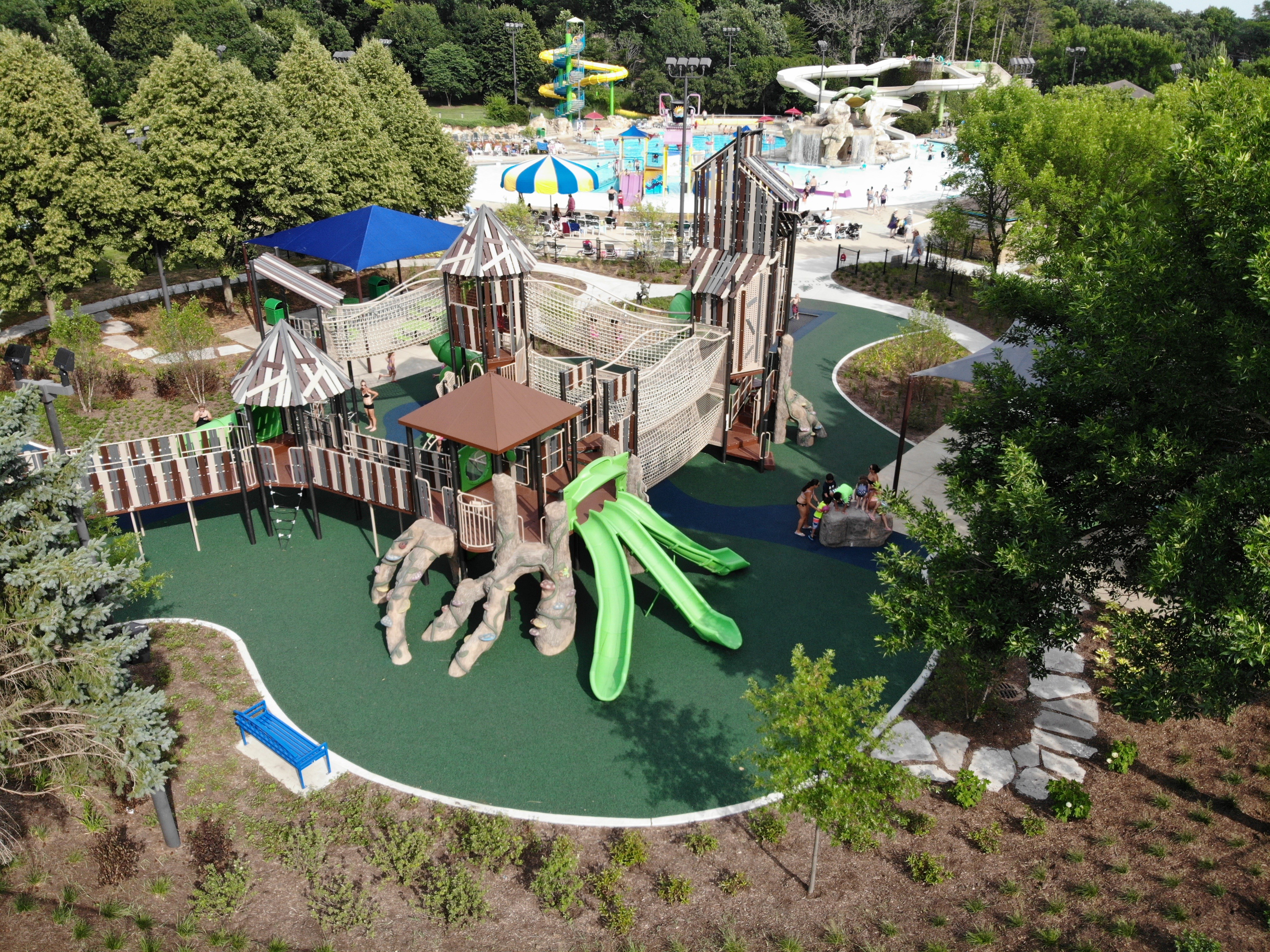 A Guide to Playground Design Architecture