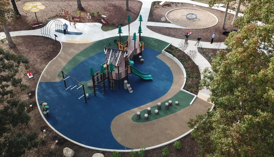 5 Considerations When Designing a Community Park Playground