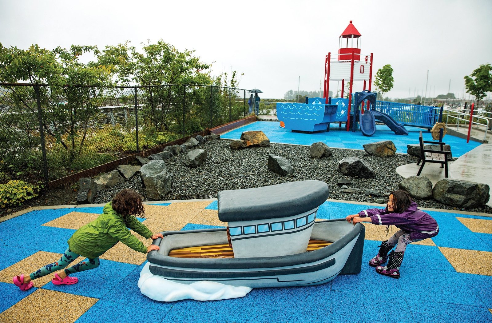Considerations When Planning and Designing a Destination Park