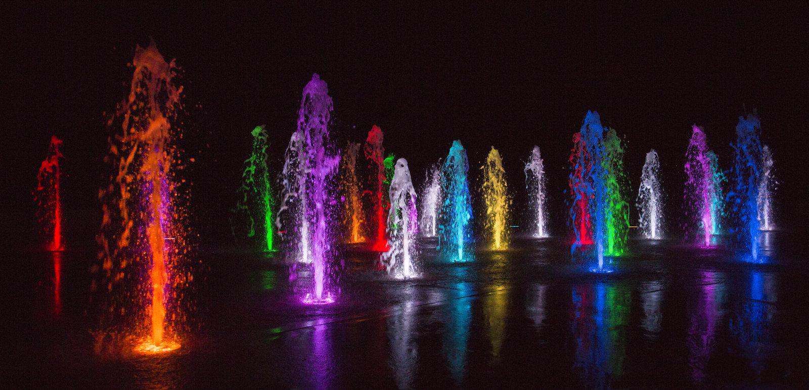 Park Fountain Design