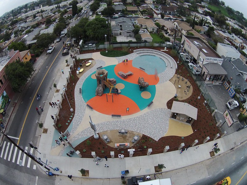 6 Design Ideas for Urban Play Spaces