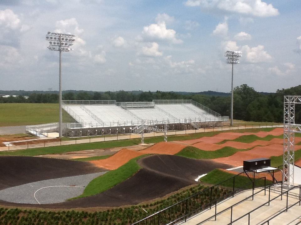 Grandstand Bleachers for Athletic Sports Field