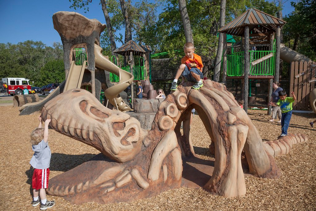Ways to Theme Your Playground Design